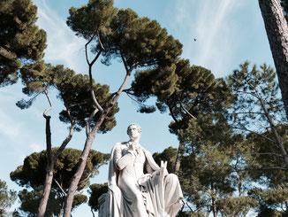 Die schönsten Parks in Rom