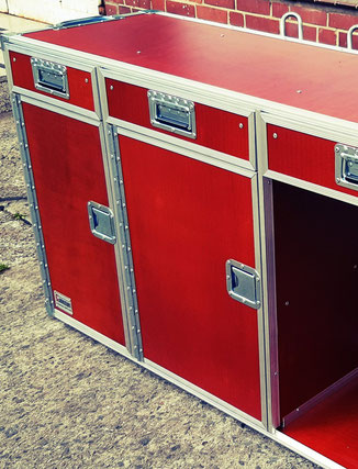 Flightcase Schrank