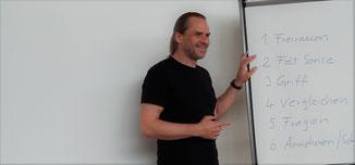Martin Höhn, Lehrender am Deutschen Focusing Institut