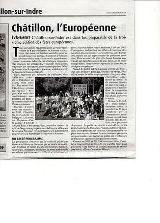 La Renaissance Lochoise - Juillet 2012