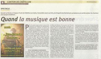 La Renaissance Lochoise - Février 2014