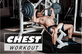 chest workout routine plan