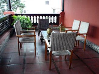 Hotel in Peru