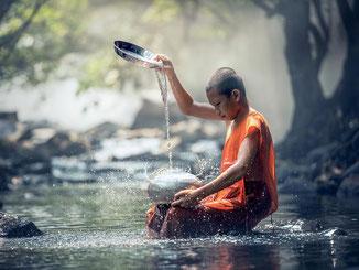 Spirituelle Reise Thailand