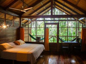 Ecuador: Sacha Lodge