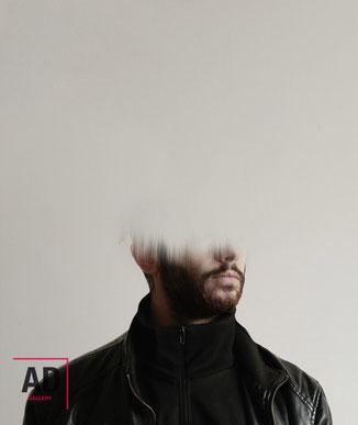 Ritratti senz'anima LUI, progetto fotografico di Montserrat Diaz