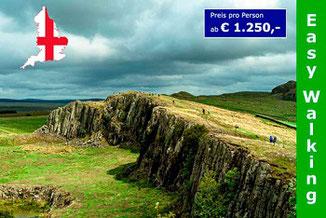 Wanderreisen England