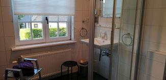 B&B De Bijenkorf - badkamer