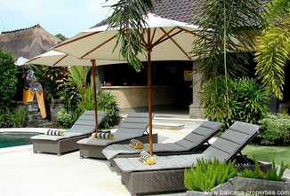 Sanur holiday rental villa with 3 bedroomsl.
