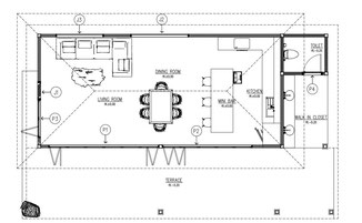 Pererenan 1 and 2 bedroom studio and bungalow for sale