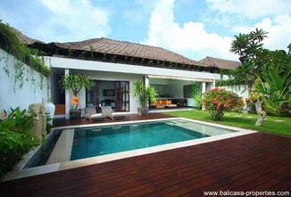 Seminyak charming 2 bedroom villa for rent.