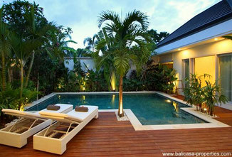 Seminyak beautiful 3 bedroom villa for rent.