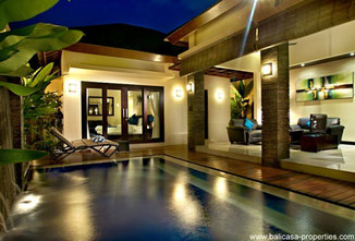 1 bedroom villa in the center of Seminyak