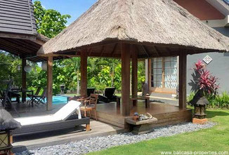 Pecatu 2 bedroom villa available for yearly rental.