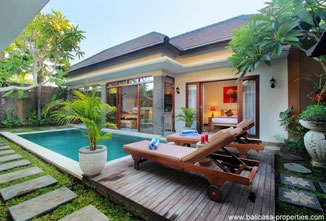 Seminyak 3 bedroom villa for rent