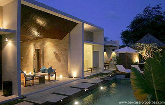 Nusa Dua long term rental villa with 2 bedrooms.