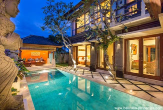 Jimbaran 3 bedroom villa available for rent.