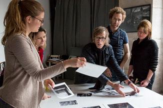 © Olivier Philippot Photo - Des échanges et des hommes - Workshop avec Chris Morris