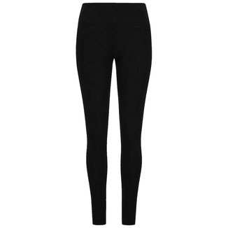 Damen Yoga Leggings schwarz