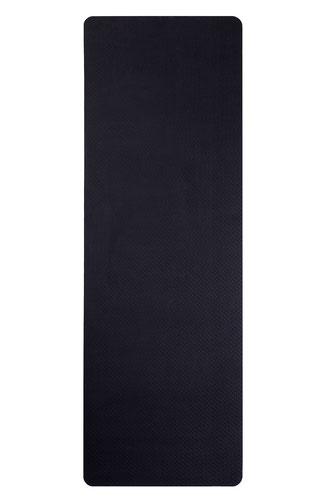 Yogamatte schwarz
