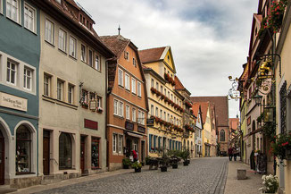 Rothenburg City Center