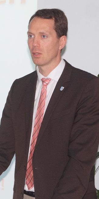 Landrat Steffen Burchhardt