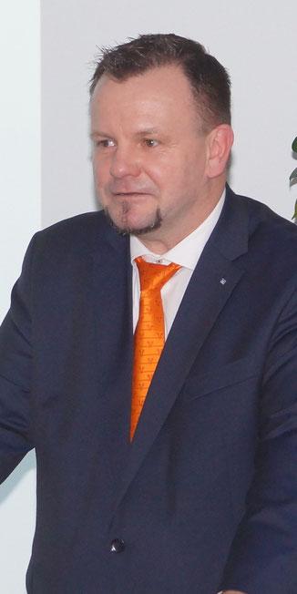 Bankvorstand Stefan Hildebrand