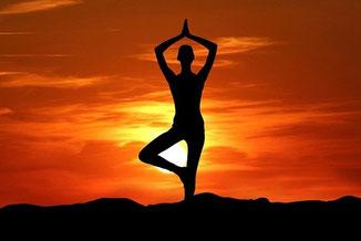 Yoga in Olfen und Umgebung - Marion Niemeyer