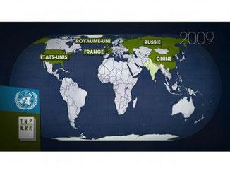 Nucléaire militaire : Etat des lieux (émission du 22/12/2009)