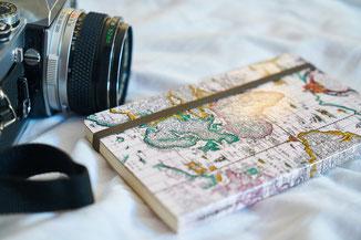 Checke die Unterlagen vor Deiner Reise