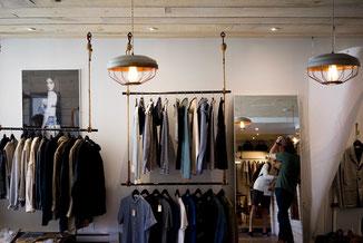 Shoppen in Mailand