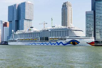 Urlaub auf dem Schiff, AIDAprima