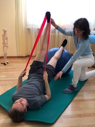 Physiotherapie, Patricia Kressig-Schori, Praxis für Energetische Körpertherapien, Zürich