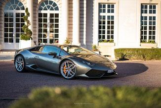 Tours Prestige Cars Lamborghini Huracan 1