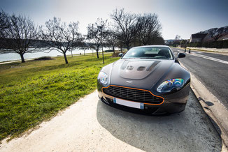 Tours Prestige Cars Aston Martin V12 Vantage 4