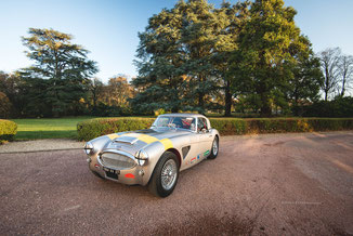 Tours Prestige Cars Austin Healey 3000 3
