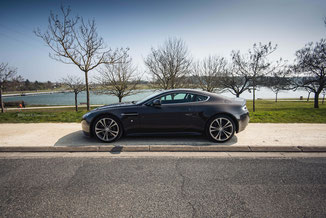 Tours Prestige Cars Aston Martin V12 Vantage 3