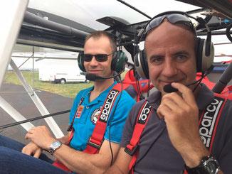 Elève pilote Azur Passion ULM