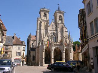 La collégiale Notre Dame