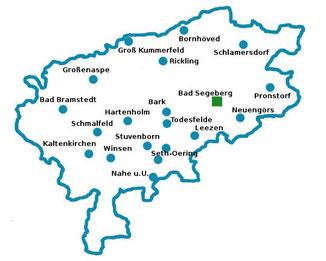 Ortsvereine LandFrauen im Kreis Segeberg