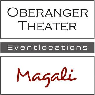 Oberangertheater & Magali München Eventlocation