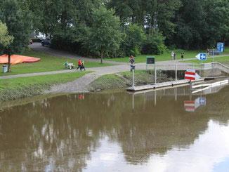 Kanuverleih Giessen paddeln Lahn
