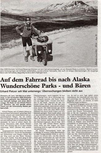 eplatzer, Alaska, Schwarzwald, Stilfs, Erhard Platzer