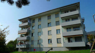 Mehrfamilienhaus im Herzel 1 mit 14 Wohnungen, alle renoviert im 2014