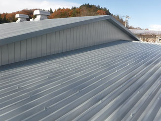 エンゼル産業屋根外壁改修工事4