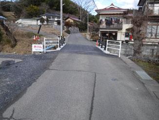 市道Ⅰ-26号線(31号橋)橋梁補修工事1