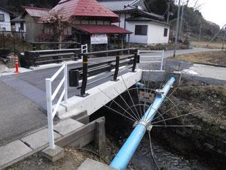 市道Ⅰ-26号線(31号橋)橋梁補修工事2