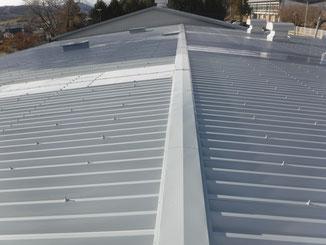 エンゼル産業屋根外壁改修工事2