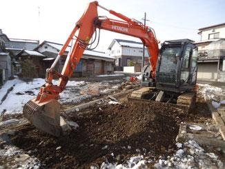 長禄町団地解体工事(その2)3