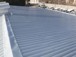 エンゼル産業屋根外壁改修工事3